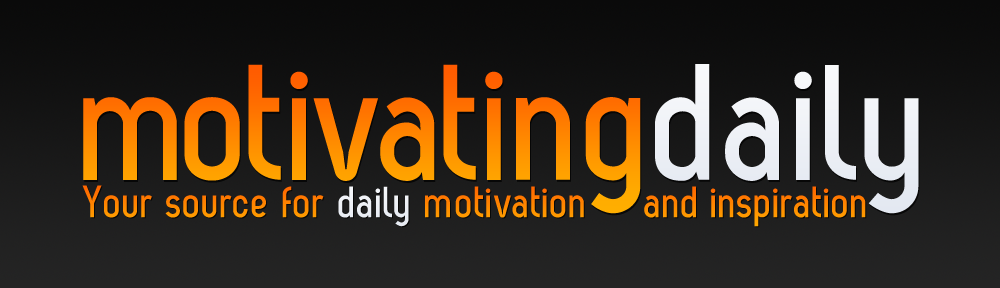 Motivatingdaily – Your source for daily motivation